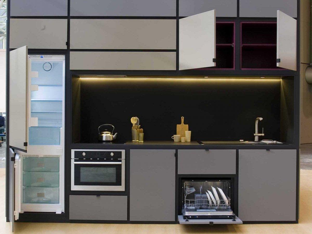 Cubitat - kitchen