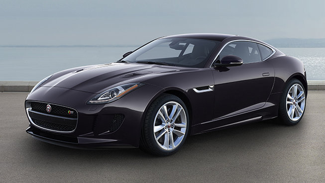 Jaguar F Type 2016