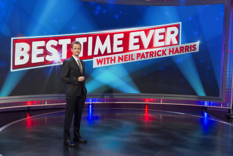 BEST TIME EVER WITH NEIL PATRICK HARRIS -- Pictured: Neil Patrick Harris -- (Photo by: Virginia Sherwood/NBC)