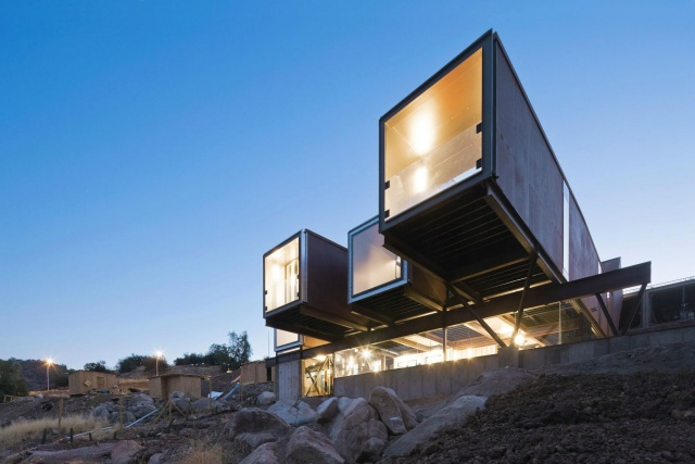 Shipping Container home 10