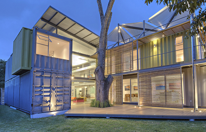 Shipping Container home 100