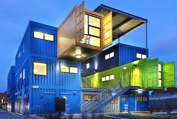 Shipping Container home 12