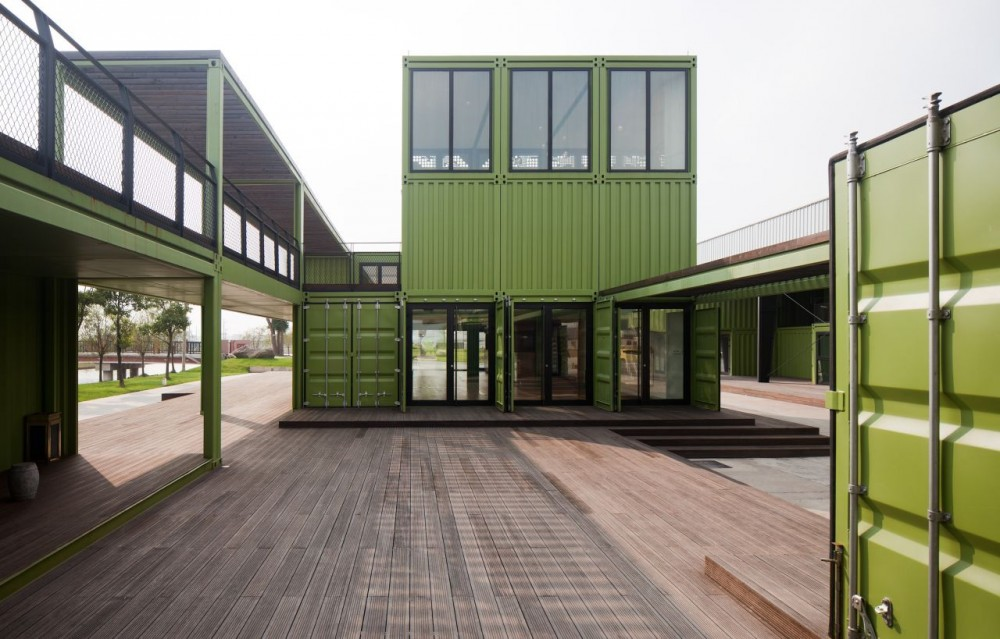 Shipping Container home 32