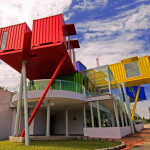 When Shipping Container Homes Become Mansions
