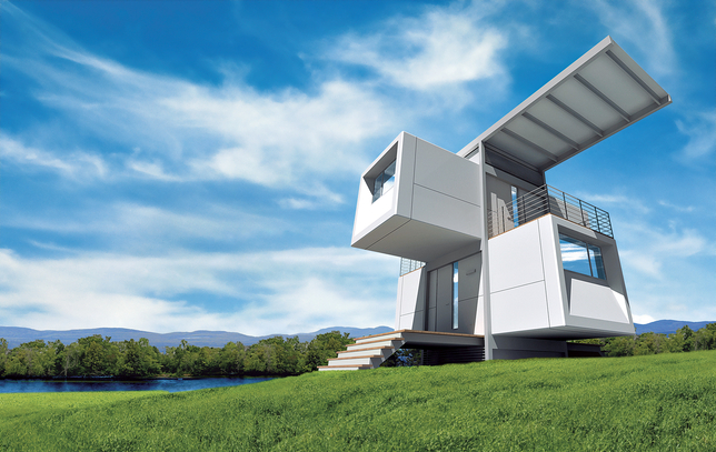 Shipping Container home 9