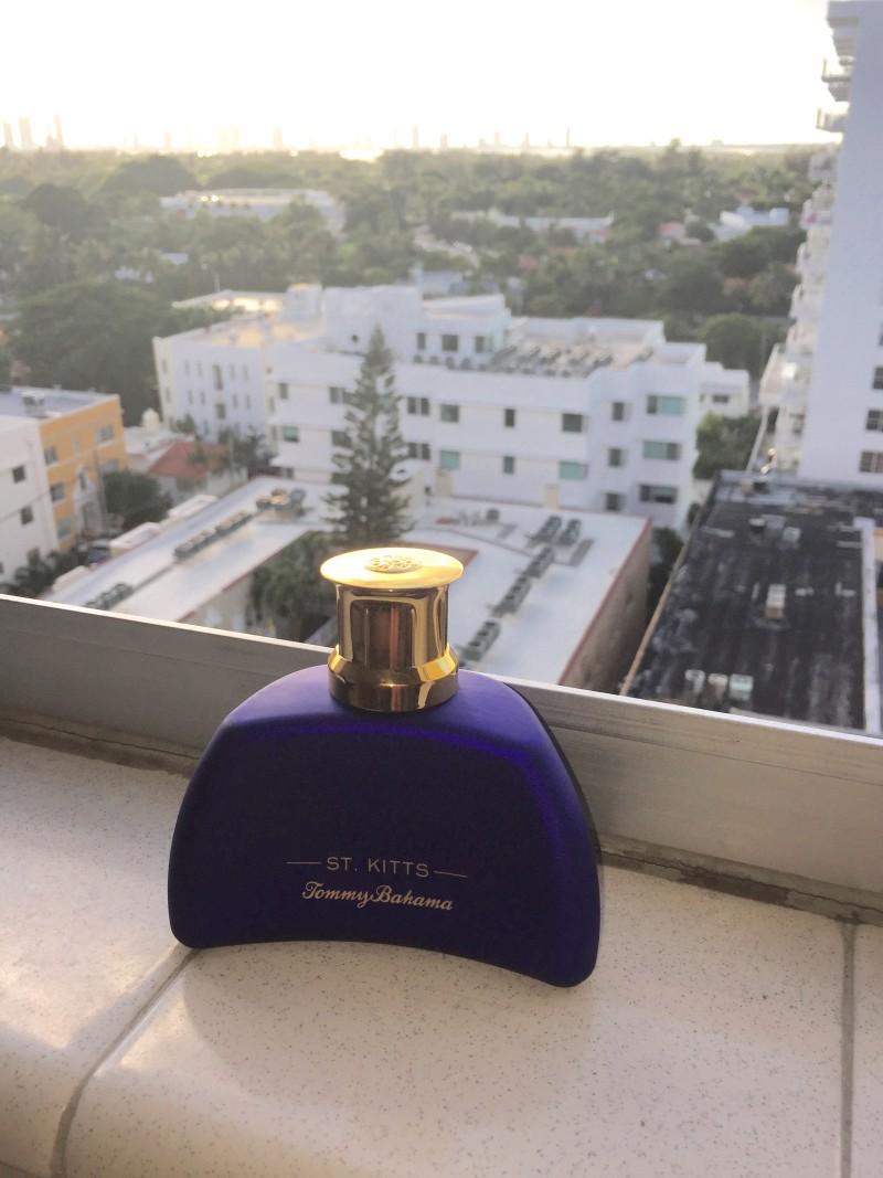 Tommy Bahama's St. Kitts fragrance 2