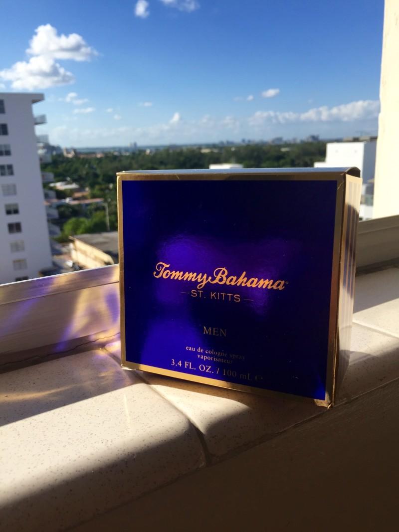 Tommy Bahama's St. Kitts fragrance