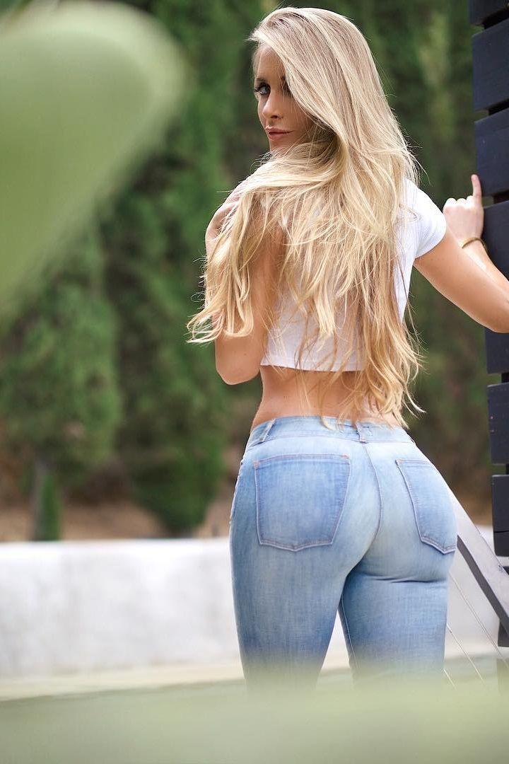 Beautiful Blonde Girl Image Photo