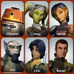 Star Wars – Rebels Season 1 Review