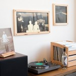 Vinny Turns Your Vinyl Records Into Living Art