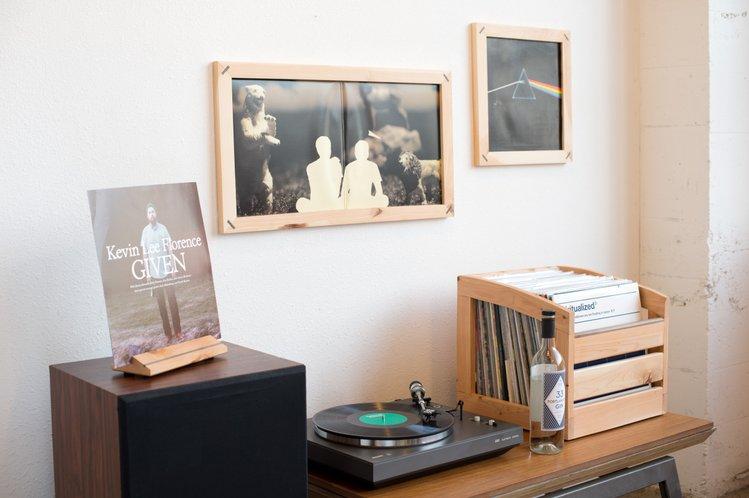 plywerk Vinny Record Displays