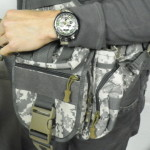 Piscifun Man Bag for All Your EDC