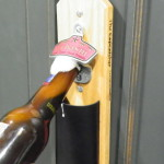 Man Cave Must – Custom Bottle Opener by Capcatchers