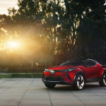 Scion C-HR Concept – Weirdly Cool in a Good Way