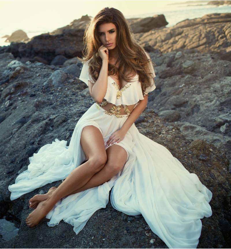 Vanessa Golub white