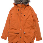 Winter Armor – The Adrian Parka By Nudie Jeans Co