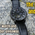 Mens Watch Giveaway – The Bold and the Bulova