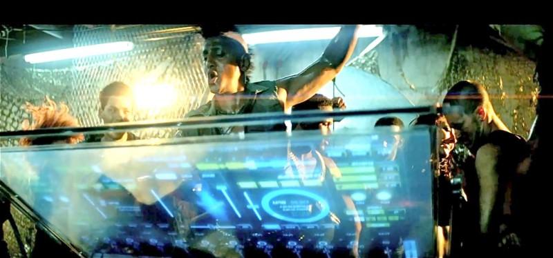 DJ Ravidrums Brit