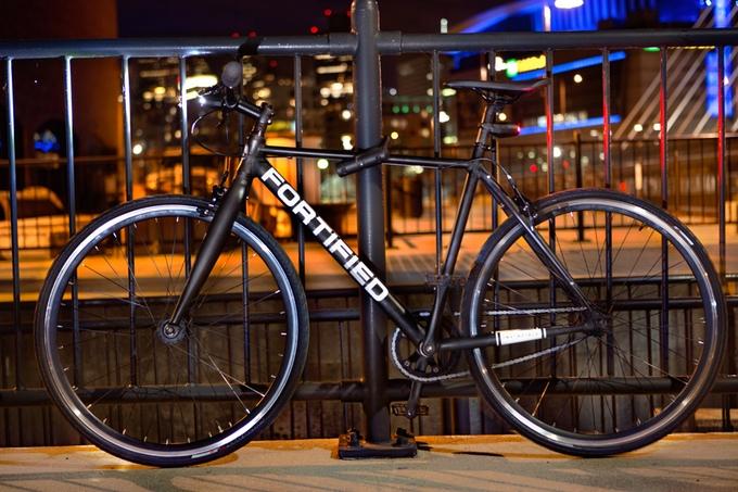 Fortified Invincible Bike