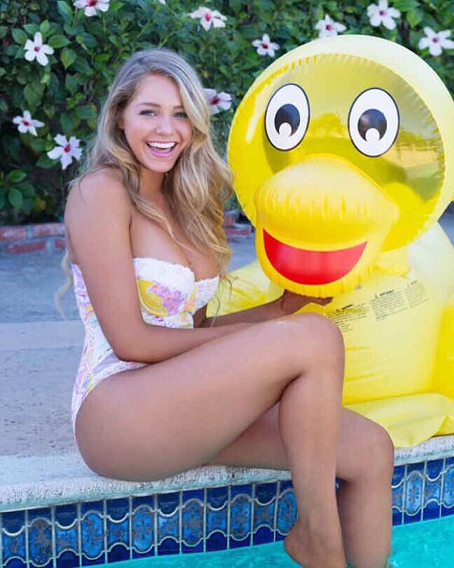 Courtney Tailor Swimming Suit