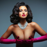 Abigail Ratchford Tells Us the Inspiration Behind Her 2016 ICONIC Calendar