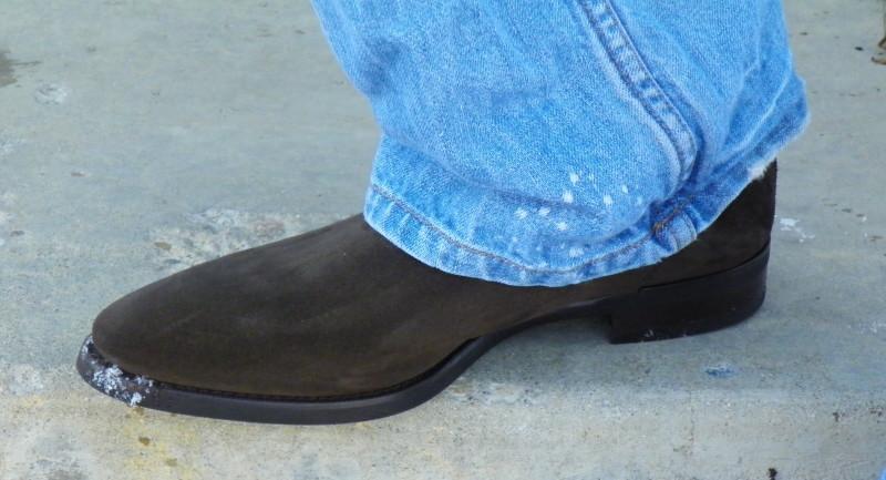 Jack Erwin Ellis Chelsea Boot