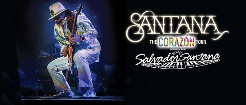 Santana Tour