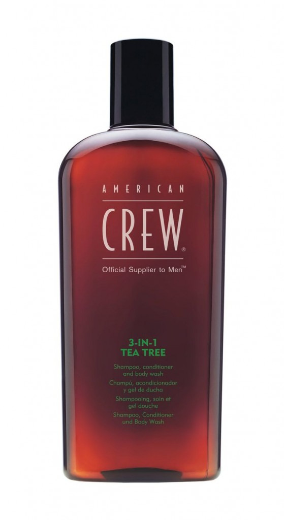 American Crew 3-In-1 Tea Tree Wash