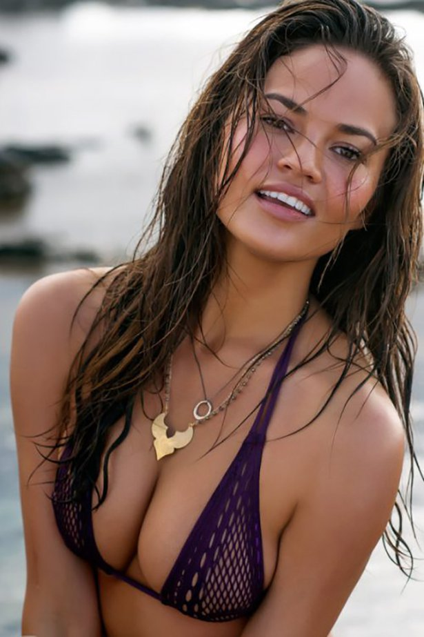 bikini Teigen