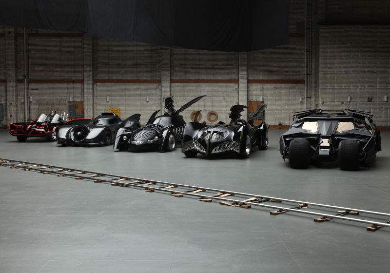 Batman Vehicles