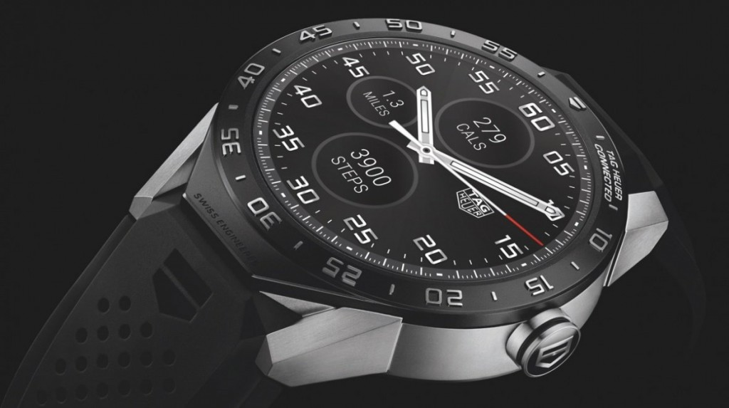 Carrera Connected - Tag Heuer watch