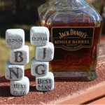 Whiskey On Stones – Personalized Chilling Stones