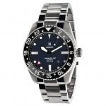 The GMT Traveler Watch By Hager