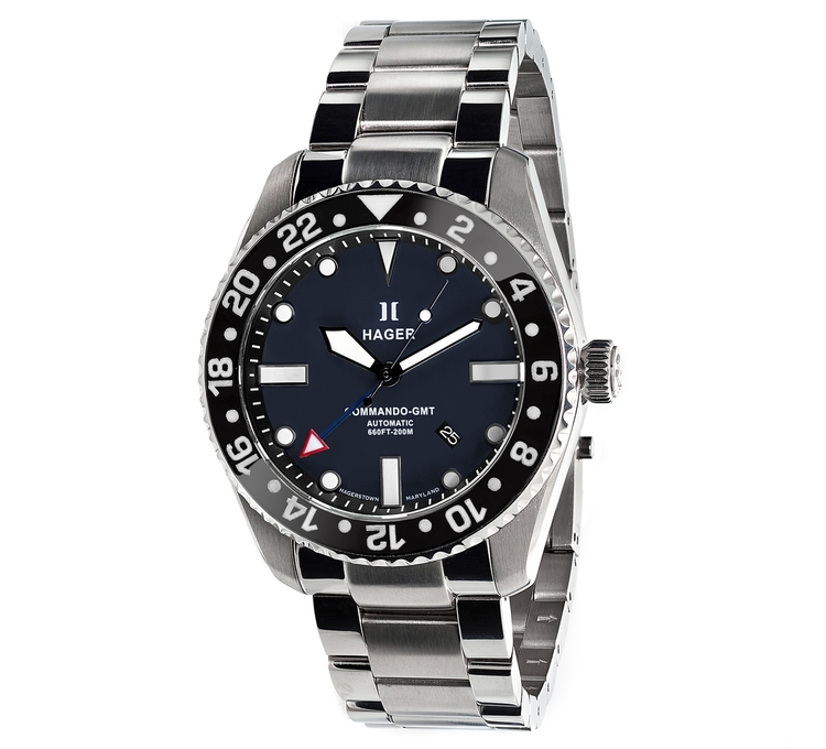 GMT Traveler by Hager
