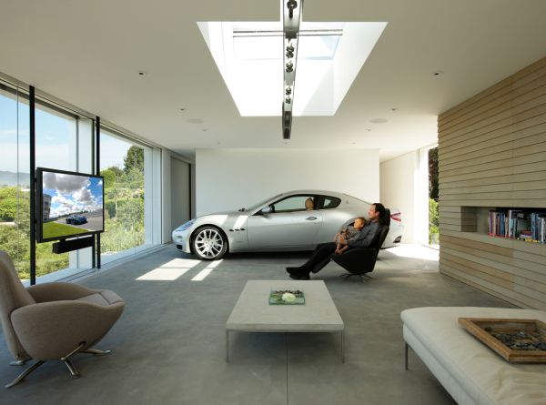 Garage in Home