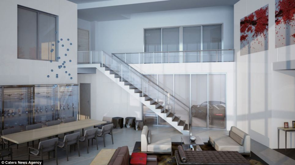 amazing apartment with car garage - Miami