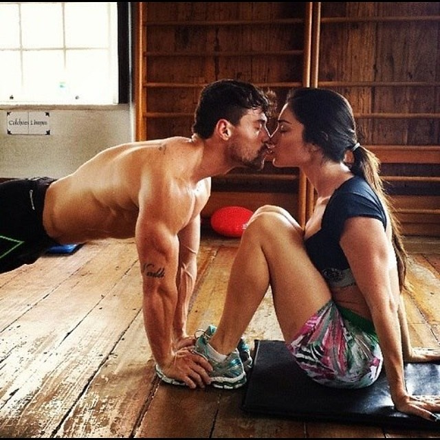 couples workout - motivation