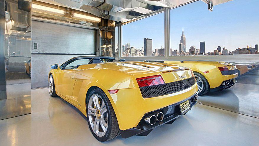 sky garage penthouse - new york 2