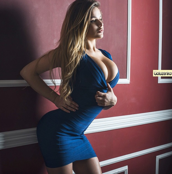anastasiya kvitko dress