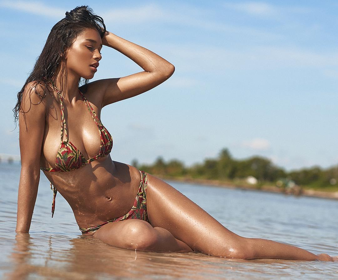 black beauty bikini
