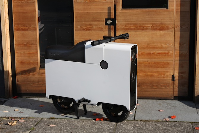 Boxx scooter