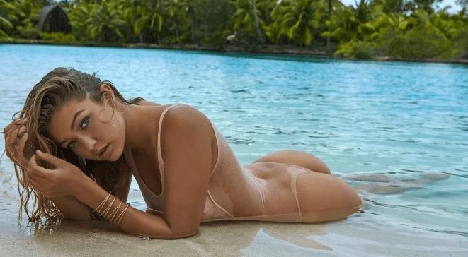 Gigi Hadid model