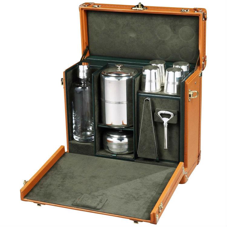 LV Portable Whiskey Bar