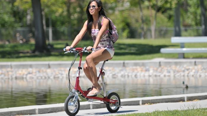 Velo mini scooter