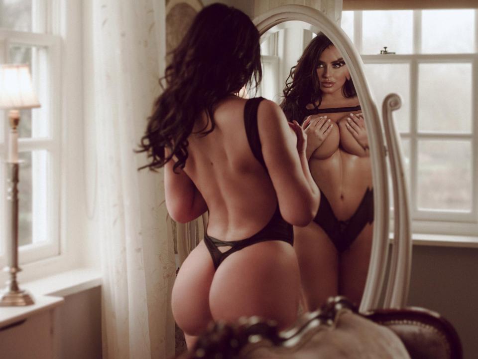 Abigail Ratchford Women Model Lingerie Ass Tubegals 1