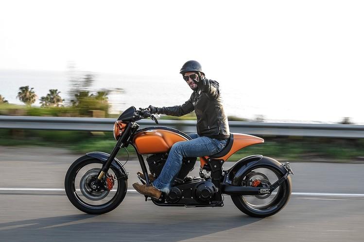 Arch Motorcycles KRGT-1 - Keannu Reeves