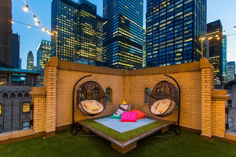 Glamping in NYC