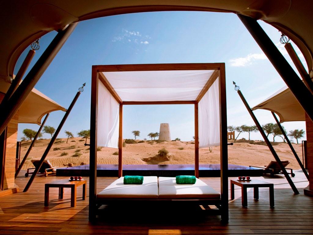 banyan tree - al wadi - UAE - glamping