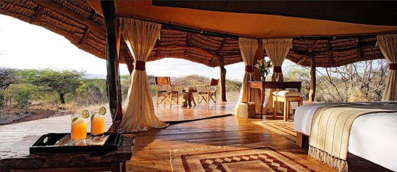 glamping - africa safari - Kenya
