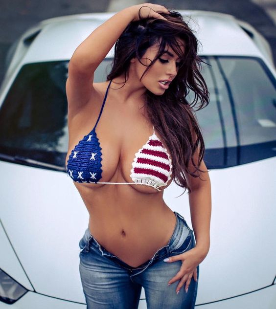 Abigail Ratchford - all American girl